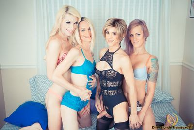 Dirty Blonde Transsexuals torrent